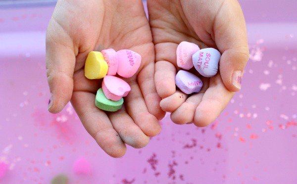 Sharing Hearts – a Kinder 3 act